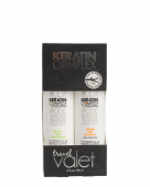 keratin complex keratin care shampoo/90 ml,keratin care conditioner/90 ml