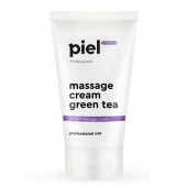 piel cosmetics massage cream green tea массажный крем для лица green tea - фото