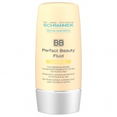 dr. med. christine schrammek bb perfect beauty fluid - beige легкий bb-флюид (беж) spf 15 (uva-uvb)  - фото
