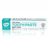 green people minty cool toothpaste зубная паста освежающая мята 50 мл - фото