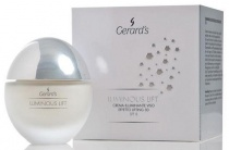 gerard's luminous lift cream крем для лица с 3d лифтинг-эффектом - фото