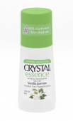 Crystal - crystal essence vanila jasmine roll-on, 66 ml (кристал есенс ваниль и жасмин рол)