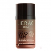 Lierac - lierac homme roll-on anti-transpirant лиерак ом шариковый дезодорант