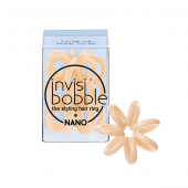invisibobble резинка-браслет для волос invisibobble nano to be or nude to be - фото