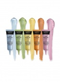 nyx color correcting liquid primer - фото