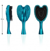 tangle angel brush totally turquoise  расческа для волос - фото