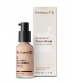 perricone md no foundation spf 30 porcelain 01 - тональная основа c spf 30 фарфор, 01 - фото