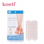 petitfee&koelf патчи для пяток koelf calluse care heel patch - 3 штуки  - фото