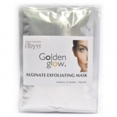 Abyss - abyss golden glow alginate exfoliating mask (алгинатная энзимная маска)