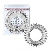 Invisiboble - invisibobble резинка-браслет для волос invisibobble power crystal clear