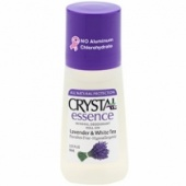 crystal essence lavander & white tea roll-on, 66 ml (кристалл есенс лаванада и белый чай рол).
