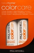 Paul Mitchell - paul mitchell color care take home kit