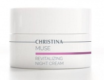 christina muse revitalizing night cream восстанавливающий ночной крем - фото