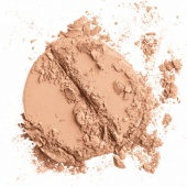 colorescience natural finish pressed foundation spf 20 medium sunlight прессованная пудра солнечный - фото