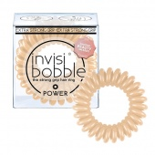 invisibobble резинка-браслет для волос invisibobble power to be or nude to be - фото